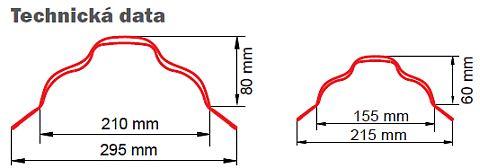 Hřebenáč Satjam Omega - technická data, zdroj: Satjam s.r.o.