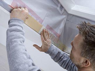 Parozábrana ke střešnímu oknu Velux, zdroj: Velux