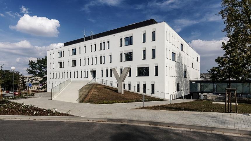 Energeticky úsporná klinika s pomocí izolace Rockwool