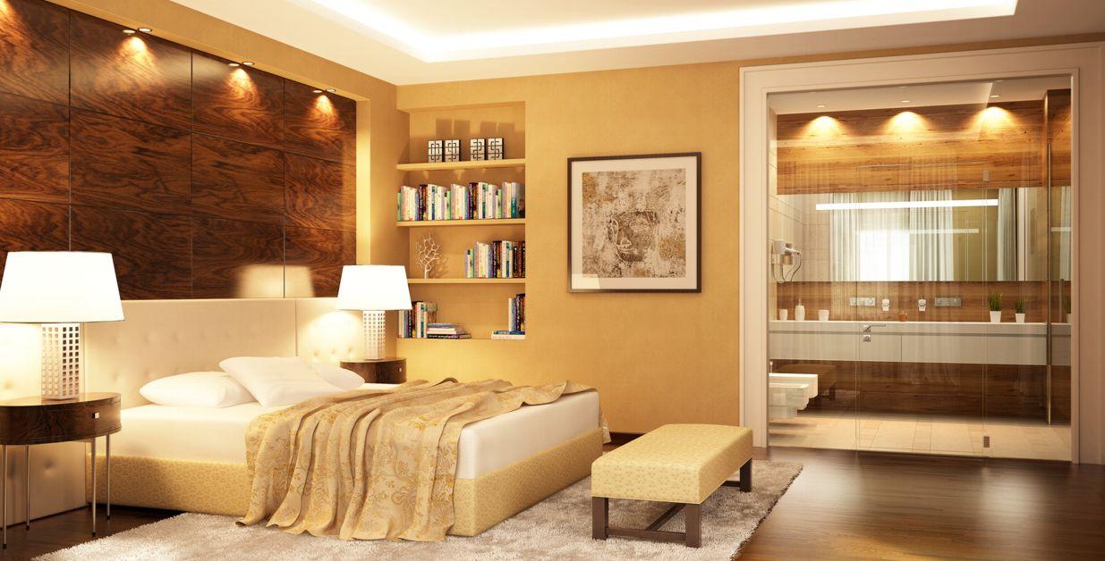 Lehká plovoucí podlaha v bytě