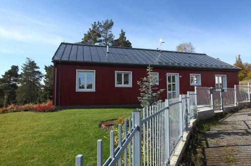 Přízemní montovaný rodinný dům vKlínci