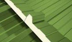 Střešní izolační panely KS1000 SX