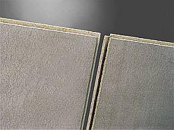 cementotřísková deska opatřená perem a drážkou s hladkým povrchem CETRIS PD