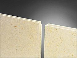broušená cementotřísková deska opatřená perem a drážkou s hladkým povrchem CETRIS PDB