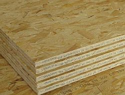 OSB Superfinish Eco OSB/4 - Rovná hrana
