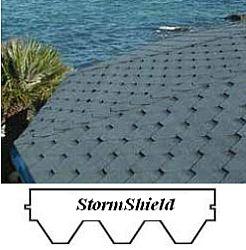 samolepící bitumenový šindel StormShield