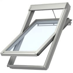 VELUX - elektricky ovládané střešní okno GGU INTEGRA - energeticky úsporné zasklení --60