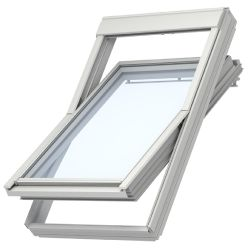 VELUX - kyvné střešní okno GGU - Energeticky úsporné zasklení --65