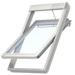 VELUX - solárně ovládané střešní okno GGU SOLAR - energeticky úsporné zasklení --63