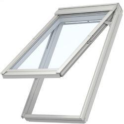 VELUX - výklopně-kyvné střešní okno GHU - bezpečné, energeticky úsporné dvojsklo proti přehřívání --76