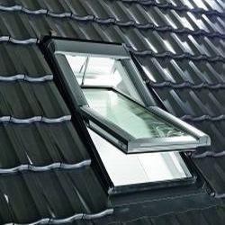 ROTO - dřevěné střešní okno Designo WDF R6 -zasklení Roto BlueLine Plus ..8A