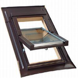 Dřevěné kyvné střešní okno Lido IQ