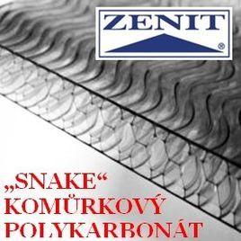 Polykarbonátová deska Zenit Poli-snake