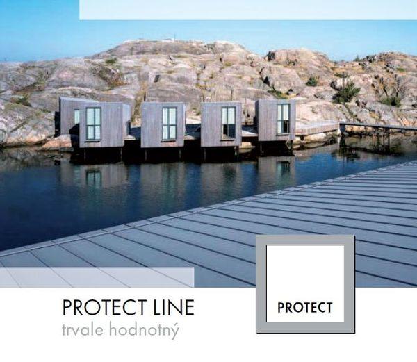 Rheinzink - Protect blaugrau