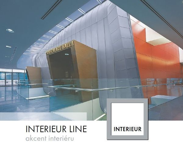 Rheinzink - Interieur blaugrau