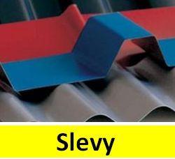 Tvarované hliníkové plechy