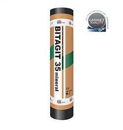 Oxidovaný pás Bitagit 35 mineral V 60 S35