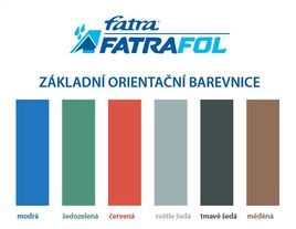 PVC Fólie Fatrafol 804