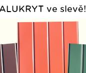 Přinášíme akční jarní cenu na Alukryt