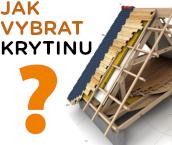 Rady jak vybrat správnou střechu