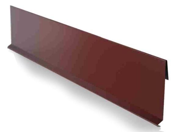 Závětrná lišta závěsná, r.š. 200 mm