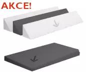 Spádové klíny z EPS polystyrenu