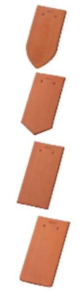 Tondach taška Bobrovka 18x38 speciální řezy