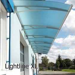 Vchodová stříška Polymer, Lightline XL základní modul