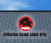 Krytina Prefa - Střecha silná jako býk