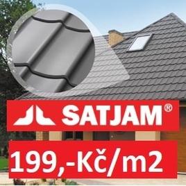 Česká střecha za akční cenu