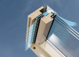 Ventilace podkroví přes okna OKPOL - Neo Vent