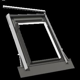 Lemování střešních oken Dachstar