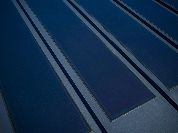 Lindab Solar Roof
