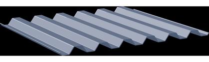 Trapézový plech SAT40 N