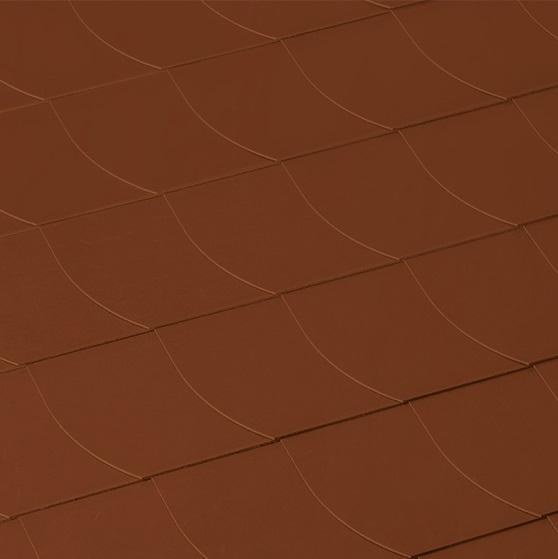 Eternit Cedral, čtverec 30*30cm s obloukem