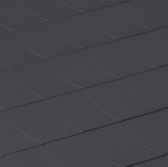Eternit Cedral, čtverec 40x40cm s obloukem