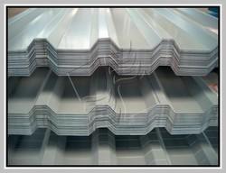 Trapézové plechy z výrobního závodu Lindab Hustopeče