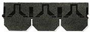 bitumenový šindel Kuttet, tvar obdelník