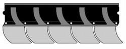 bitumenový šindel Skifer