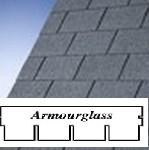 bitumenový šindel Armourglass- 4 tabulový