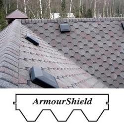 samolepící bitumenový šindel ArmourShield