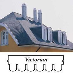 bitumenový šindel Victorian - bobrovka