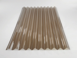 Polyvinylchloridové desky Onduclair PVC