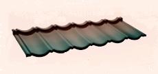 plechová šablona Coversys Delta