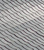 Břidlice DEKSLATE šupina 28x23cm