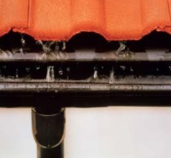 Bramac StabiCor - P - plastové žlaby a svody