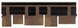 bitumenový šindel Tyri