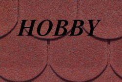 bitumenový šindel charBIT HOBBY bobrovka