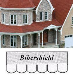 bitumenový šindel BiberShield