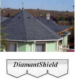 bitumenový šindel DiamantShield